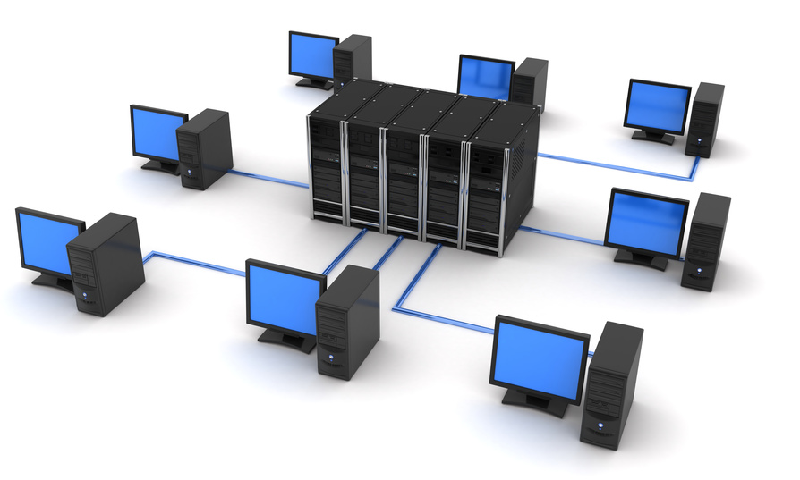 computer network dfw
