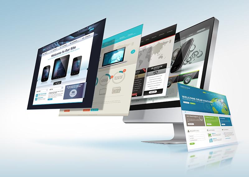 web design garland